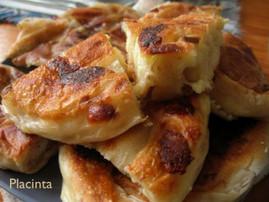 placinta-romaneasca-erumania, aperitivos y entrantes, milhojas