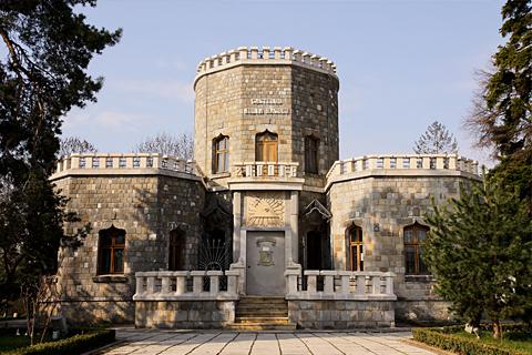 Castelul-Iulia-Hasdeu, Romania, eRumania