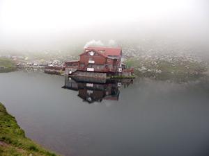 Lago Balea, blog de eRumania, Rumania
