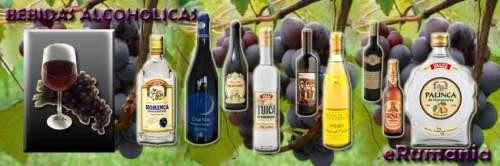 Vinos / Bebidas alcoholicas de Rumania / eRumania