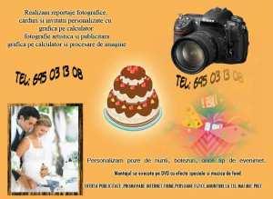 Anunt-reportaje-fotografice, carteles publicitarios, montages fotograficos