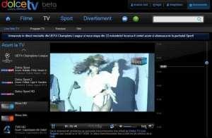 dolce-tv-net,-on-line,-televisión-en-directo, television rumana en internet, ERUMANIA