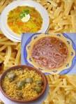 pastas, colage platos de comida, cocina facil, cocina en casa , come sano, erumania, la cocina de mi amigo Rafa
