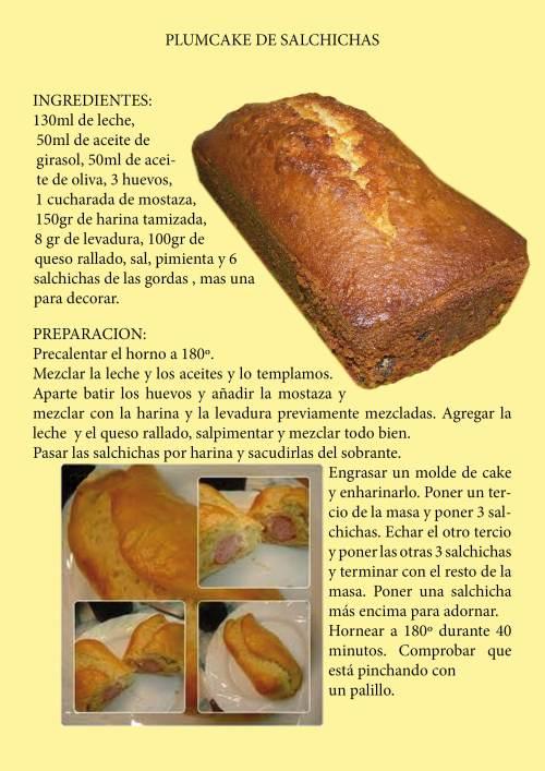 Cake Plume, La cocina de mi amigo Rafa, eRumania